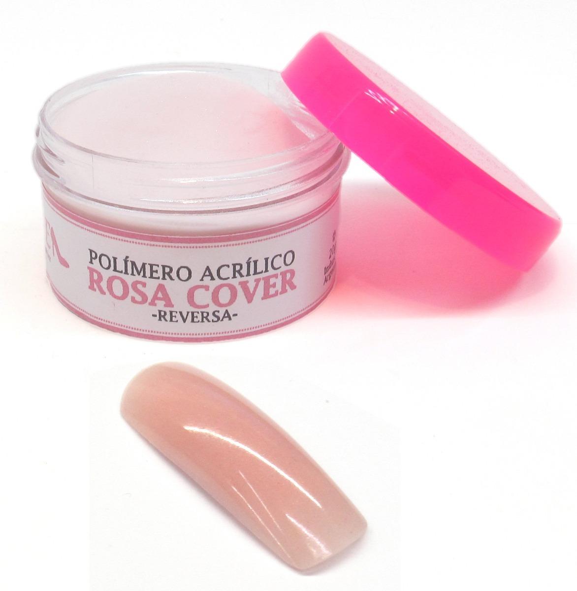 Polvo Acrilico Color Construccion Rosa Cover Lefemme - $ 99,00 en ...