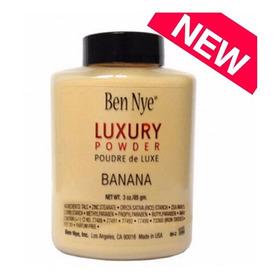 Polvo Banana Ben Nye 84grs Liquidacion Oferta Mac Limecrime