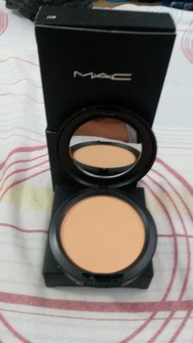 polvo compacto mac