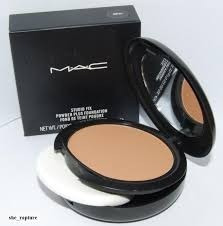 polvo compacto mac studio fix 15 grs.