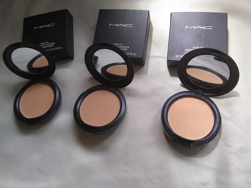 polvo compacto mac studio fix 15 grs