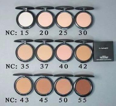 maquillaje compacto studio fix mac