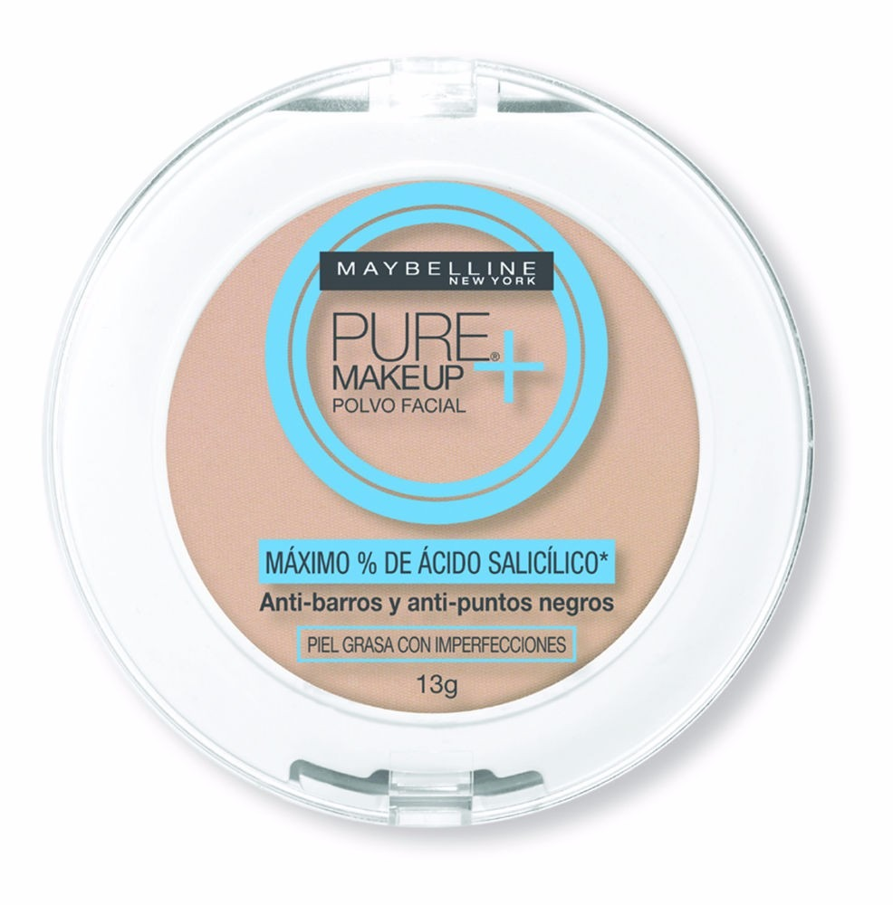 b8d0aa2a2baa Polvo Compacto Maybelline New York Maquillaje Anti Acne -   49.00 en ...