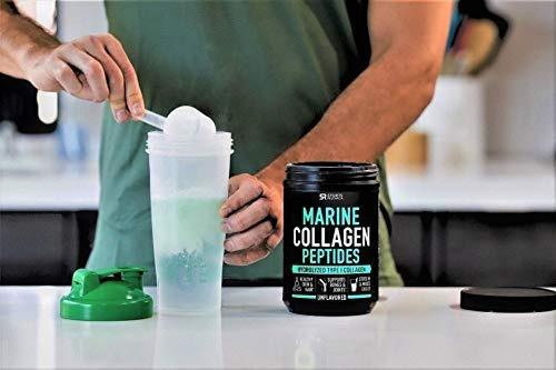 polvo de péptidos colágeno marino only