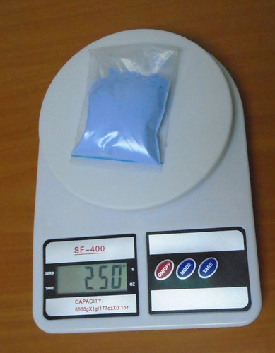 polvo decolorante azul italiano profesional paquete 250gr