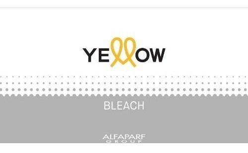 polvo decolorante yellow by alfaparf baja 9 tonos!