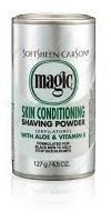 polvo depilatorio magic shaving powder