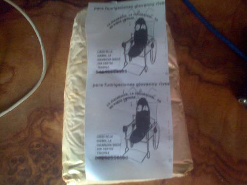 polvo para chiripa por kilo y detal solo por papelestas