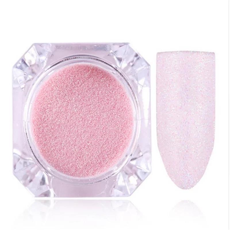 Polvo Para Uñas Born Pretty Rosa Deco Uñas
