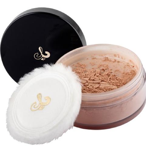 polvo  suelto facial perfect finish valmy maquillaje