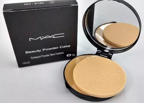 polvos compacto mac 10 gramos maquillaje