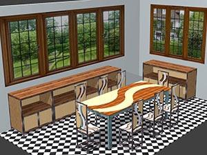 polyboard 6.05d crear y desglosar muebles baño cocina+ obseq