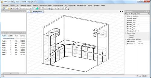 polyboard 6(diseña tus muebles)+optimiza de cortes.en gratis