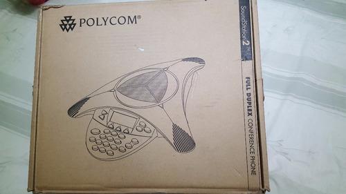 polycom sound station 2