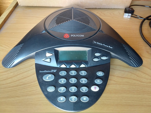 polycom soundstationw2 (inalambrico)