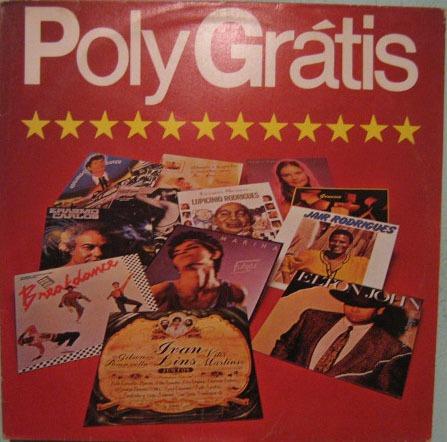 polygrátis - seleção - 1984