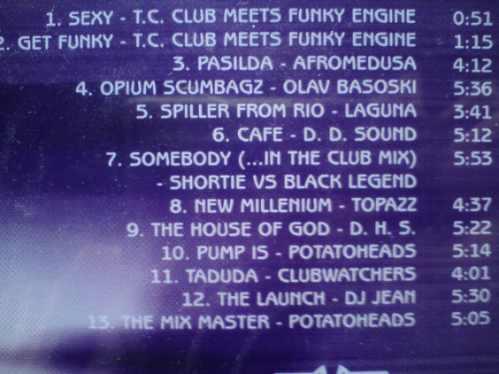 polymarchs underground festival + cd polymarchs vol. 5