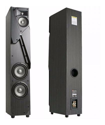 polyvox 5000 com caixas torre jbl studio 190 3 vias 200w