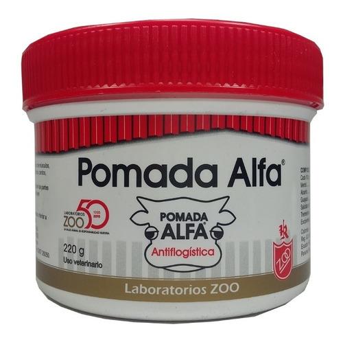 pomada alfa 220 gr (original - con sello de seguridad)