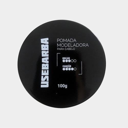 pomada modeladora cabelo usebarba 100g