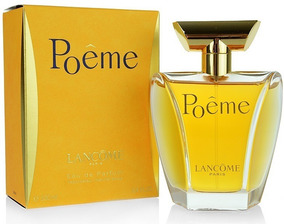 Poême Lancôme 100ml Perfume Original Importado La Plata