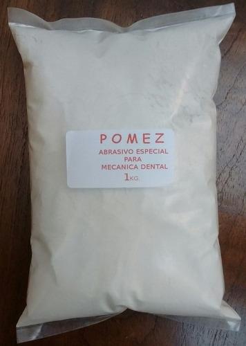 pomez abrasivo especial para protesistas dentales