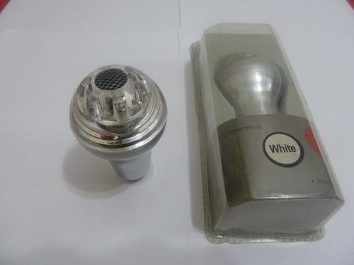pomo de palanca de cambio universal con luz led