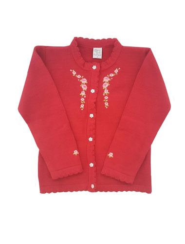 pompas - sweaters para chicos / niños - saco bordado