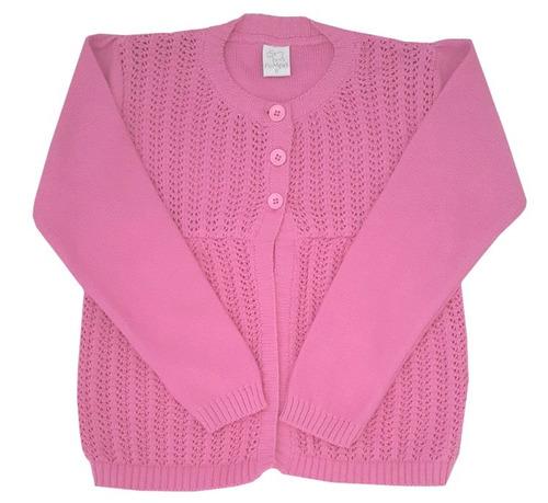 pompas - sweaters para chicos / niños - saquito pechera