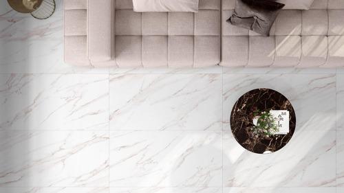 pompei blanco | porcelanato mármol rectificado 60x120