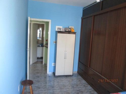 pompeia 1 dormitório vista mar armários garagem suficiente