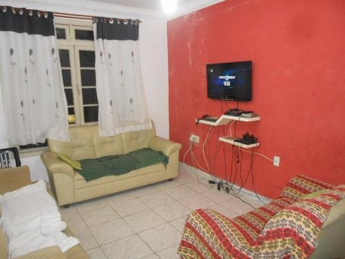 pompeia- 3 dormitórios-1 suite-wc emp-1 vg-2 quadras praia