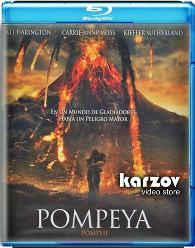 pompeya pompeii la pelicula blu-ray