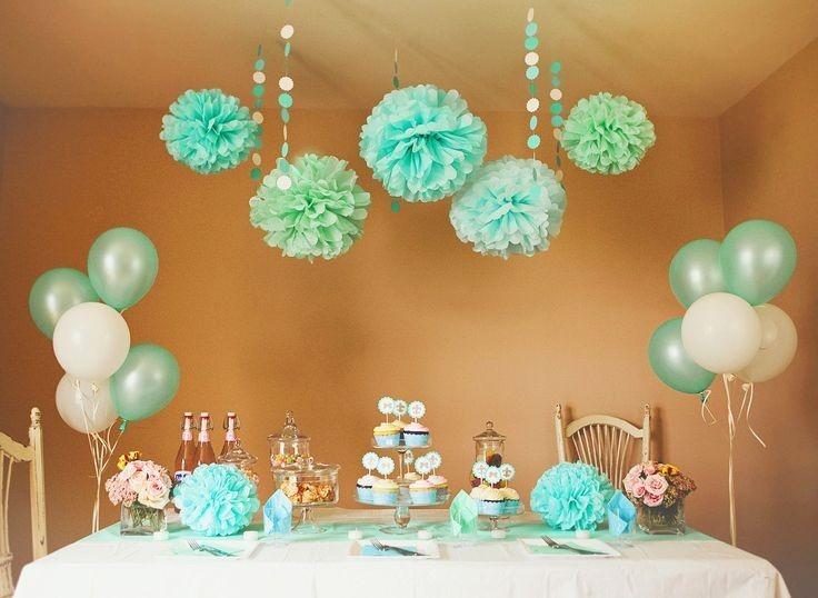 pompones de papel crep o bolas de papel decoracin fiestas with bolas decoracion