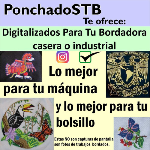 ponchado digitalizado