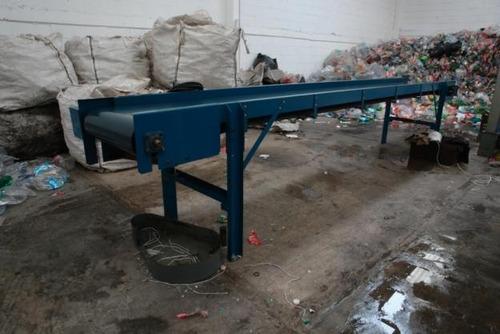 ponchadora de pet para prensas compactadoras y molinos