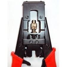 ponchadora para conector bnc rca rg58 rg59 rg6