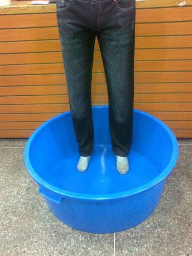 poncheron gigante 150 lts ideal para baños de asiento...