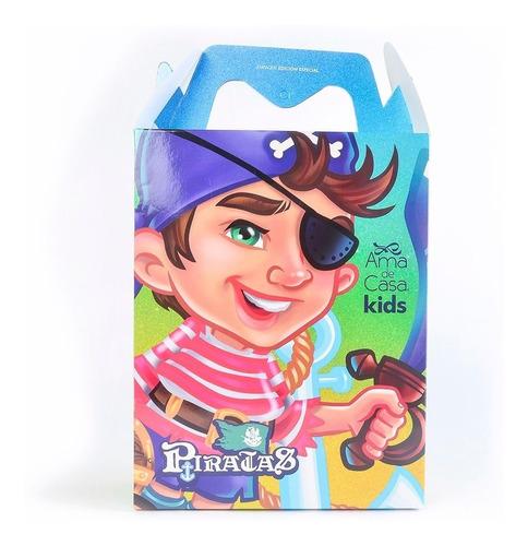 poncho infantil con capucha ama de casa piratas niños