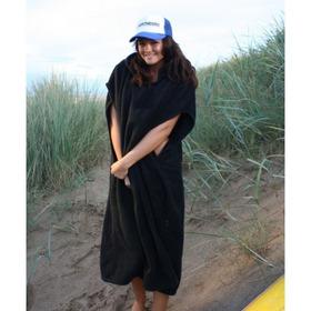 Poncho Toalha Roupão Surf Feminino + Brindes Promoção
