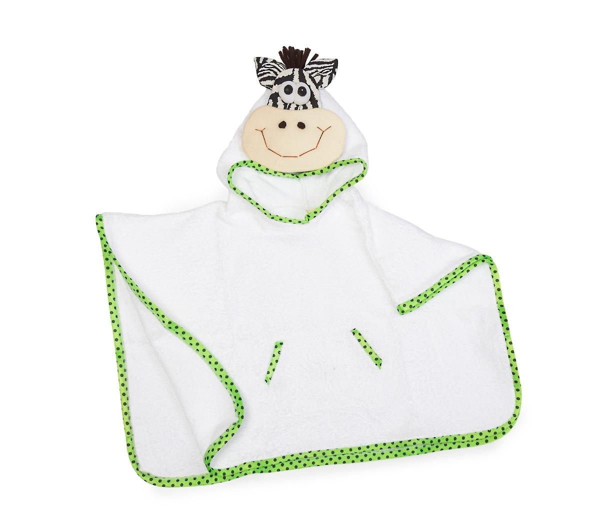 Poncho Toalla Bebés Y Niños. - $ 560,00 en Mercado Libre