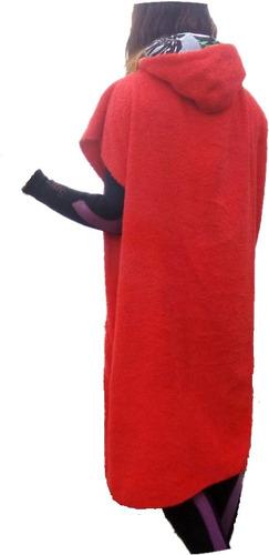 ponchos cambiadores de toalla surf