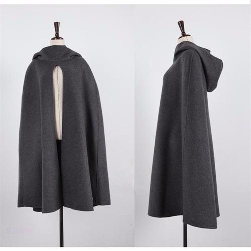 ponchos/ capas en polar abrigadas ideal para invierno art83
