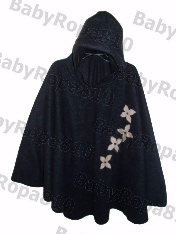 Como hacer una capa abrigo