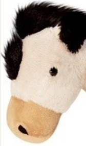 ponei de pelucia carinhoso 30 cm lavavel antialergico unisex