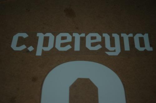 ponele tu nombre camisetas peñarol 2011,numero etc