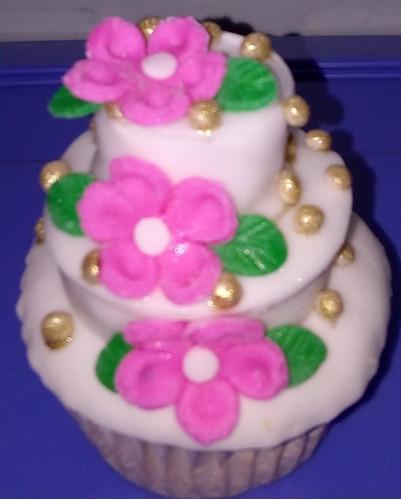 ponquecitos y pasteles