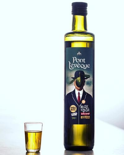 pont leveque - arbequina - aceite de oliva - 500cc