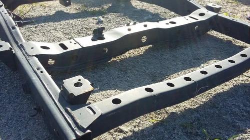 ponta chassis traseira (sucata) nissan pathfinder 96 / 04