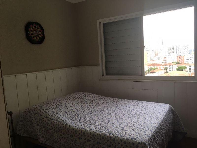 ponta da praia 3 dormitórios com vista e garagem demarcada ! - 687